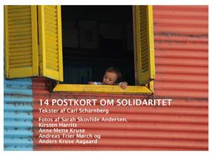 Carl Scharnberg 3 postkortbøger