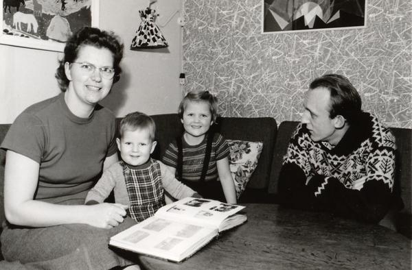 Carl Scharnberg Familie Fyn